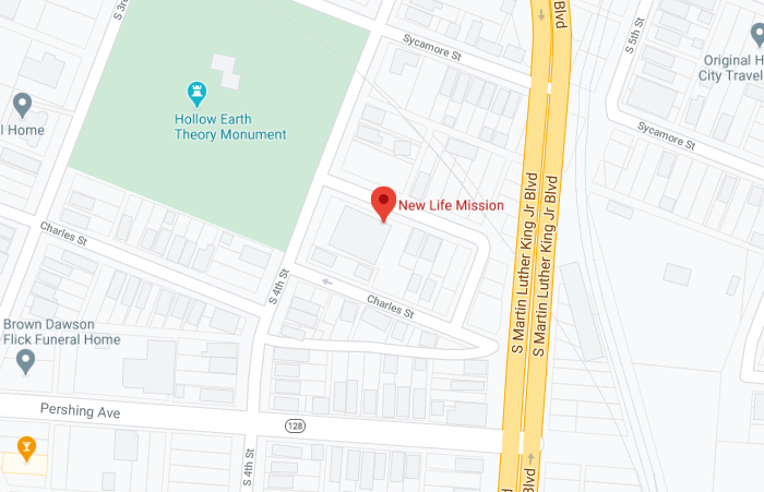 Click Image for Directions to Oxford Victory Christian Church